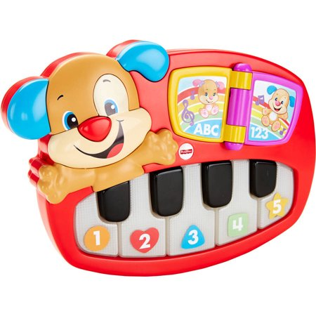 Hasbro Fisher Price Laugh And Learn Baby Grand Piano