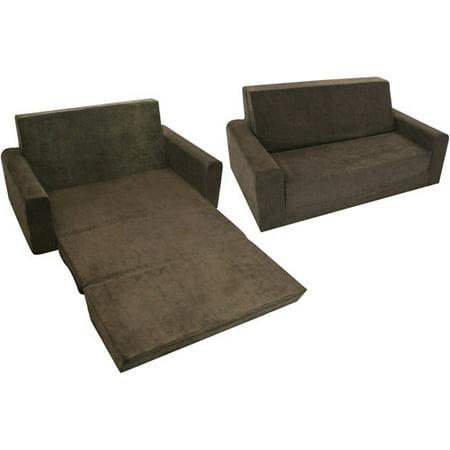 newco kids 39 flip sofa multiple colors. Black Bedroom Furniture Sets. Home Design Ideas