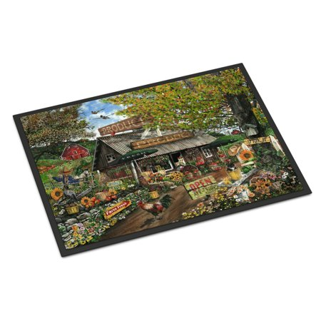 - The Produce Fruit Stand Door Mat