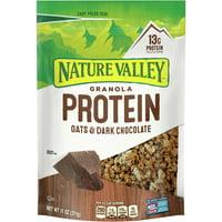 Nature Valley Granola, Protein, Oats & Dark Chocolate, 11 oz