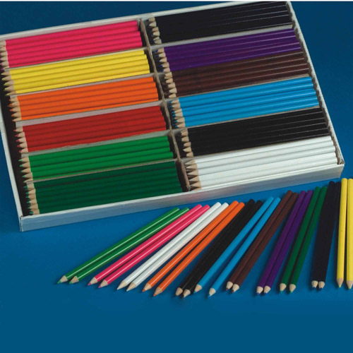 Color Splash! Colored Pencils Classpack, 240 Assorted Colors