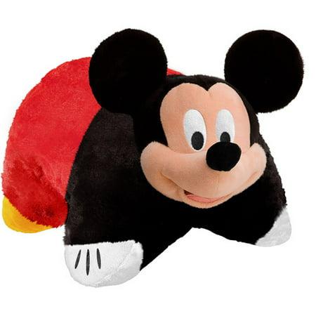 As Seen On Tv Disney Pillow Pet Mickey Mouse Walmart Com