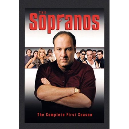 The Sopranos: The Complete First Season (DVD) ()