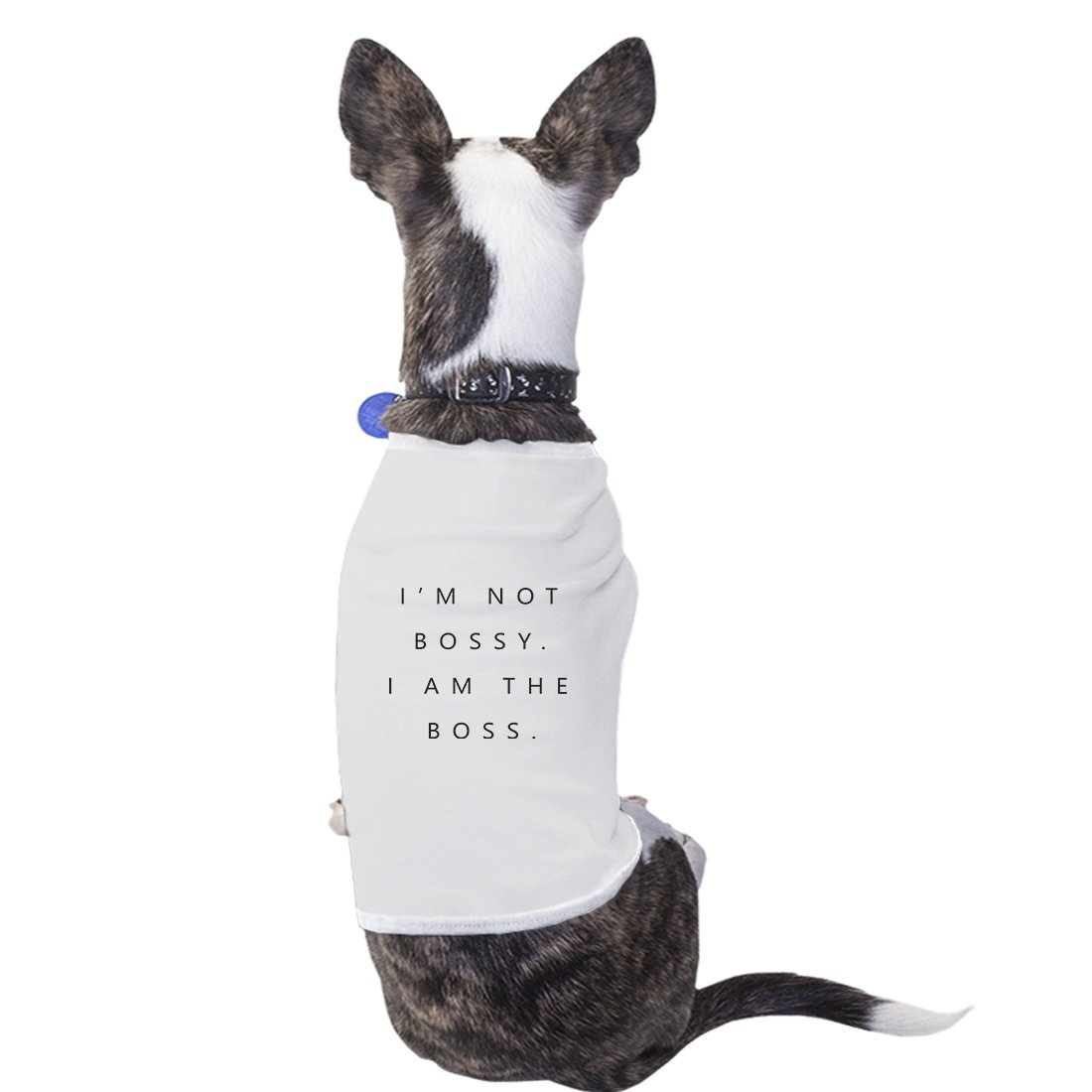 Details about  /I/'m the Boss Pet Shirt for Small Dogs