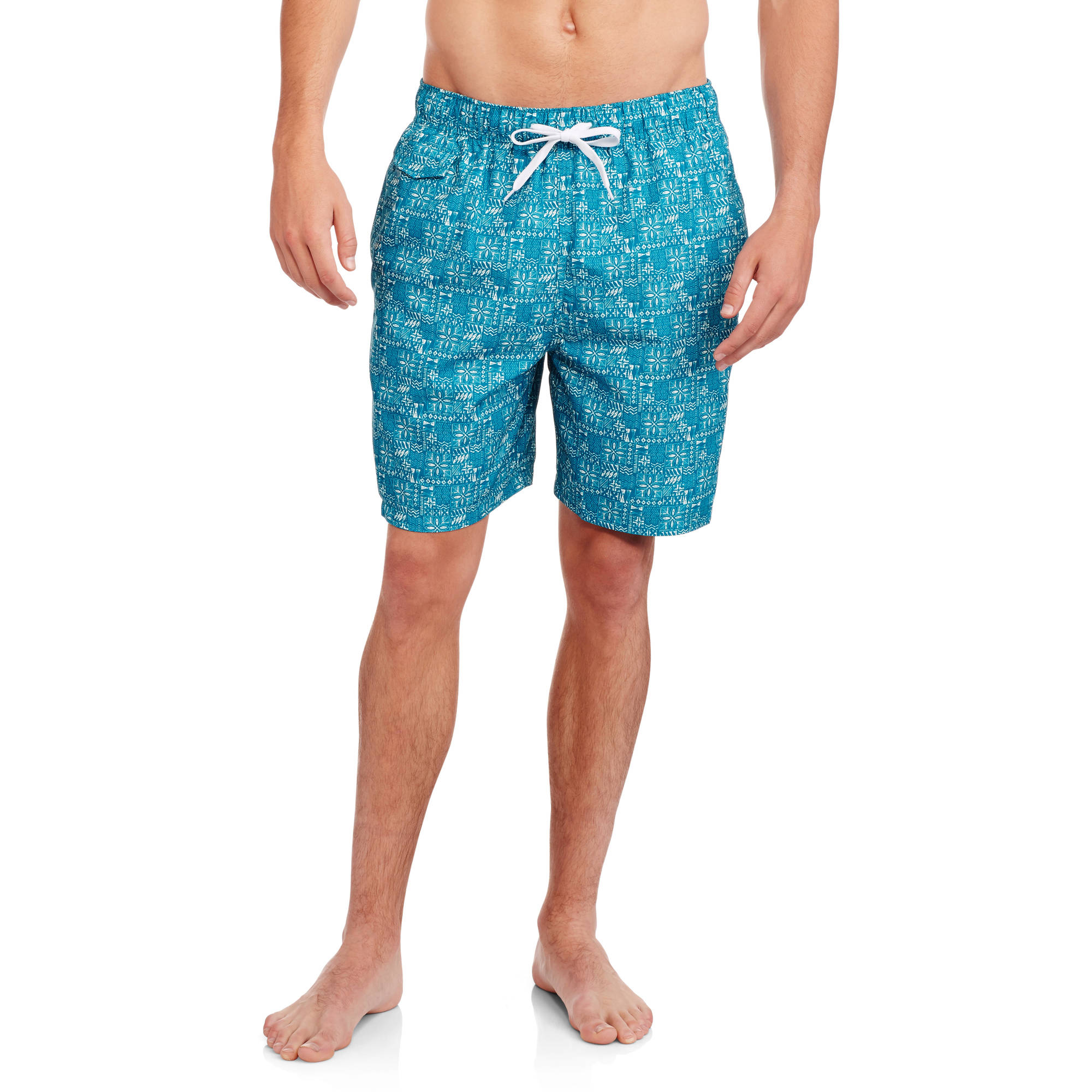 Ocean Gear by Catalina Big Men's Prints Swim Trunks