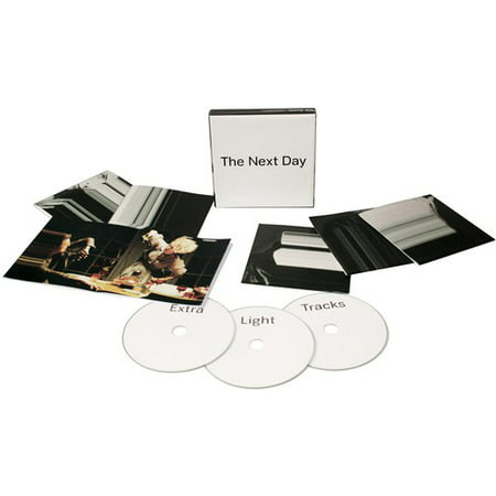 The Next Day Extra (CD) (Includes DVD)