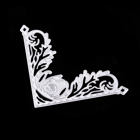 New Flower Heart Metal Cutting Dies Stencils DIY Scrapbooking Album Paper - Scrapbook Paper Flower