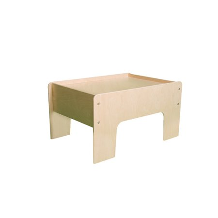 Little Colorado Play Table - Little Colorado Kids Rectangular Train Table
