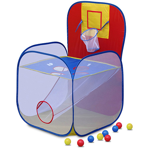GigaTent Giga Kid Tossit Pop Up Game Play Tent