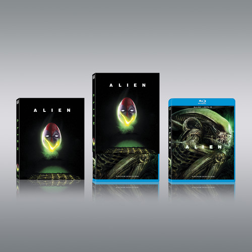 Alien (Walmart Exclusive) (Blu-ray + Digital)