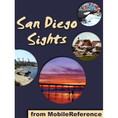 San Diego Sights: a travel guide to the top 30+ attractions in San Diego, California, USA - eBook - Halloween Attractions Usa
