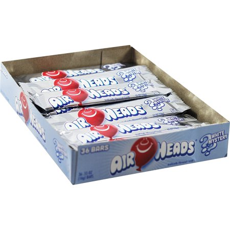 Image of Airheads Bars White Mystery - Box of 36