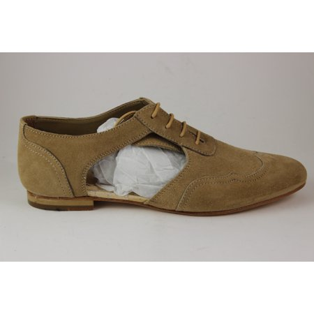 1000 Mile Doris Oxford Beige W00498 -