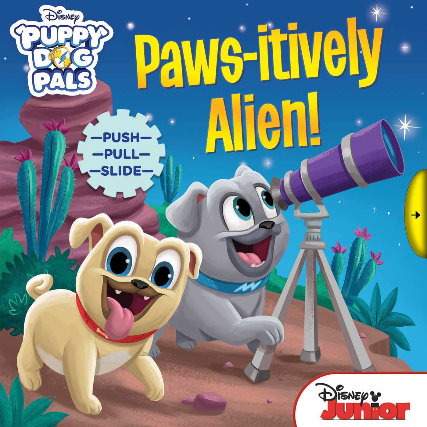 Paws itively Alien (Board Book)