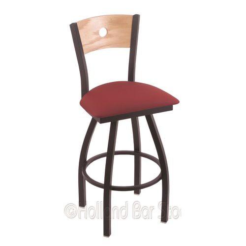 Holland Bar Stool Voltaire 25'' Swivel Bar Stool