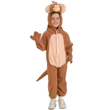 Toddler / Child Jerry the Mouse Costume Rubies - Kid Mouse Costume