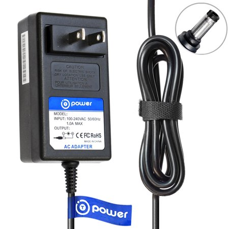 T-Power for Silhouette CAMEO electronic cutting tool 24V AC adapter Charger (Adaptor) Switching Power supply cord and Power cable (Replacement) 100-240v 6.6 ft cord