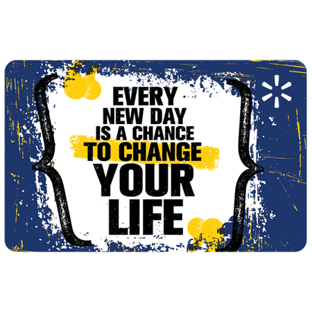 New Day Walmart eGift Card