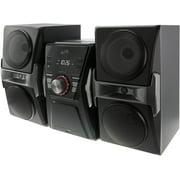 iLive Bluetooth Hi-Fi Mega Bass Reflex Stereo Music Sound System With Single Disc Cd Player, FM-Radio, Sleep timer, Remote Control