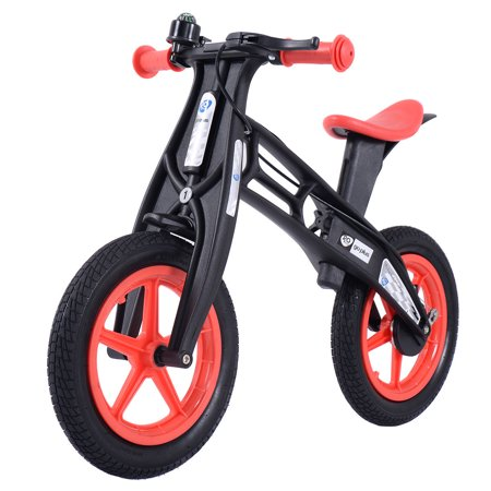Balance Bike Classic Kids No Pedal Learn To Ride Pre Bike W Brake