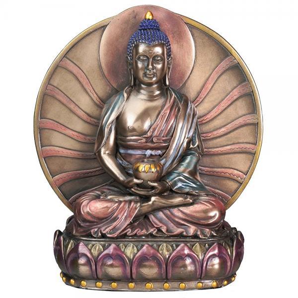 Buddha Amitabha Collectible Sculpture by YTC Summit International