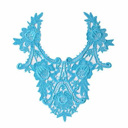 Turquoise Lace (Turquoise 11.25