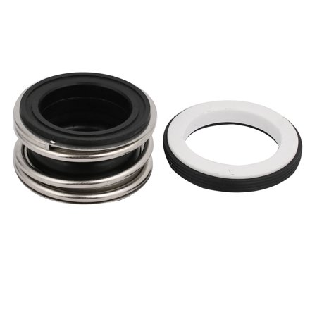 39mm Inner Dia 56mm OD Metal Spring Rubber Bellow Water Pump Mechanical Seal - image 1 of 2