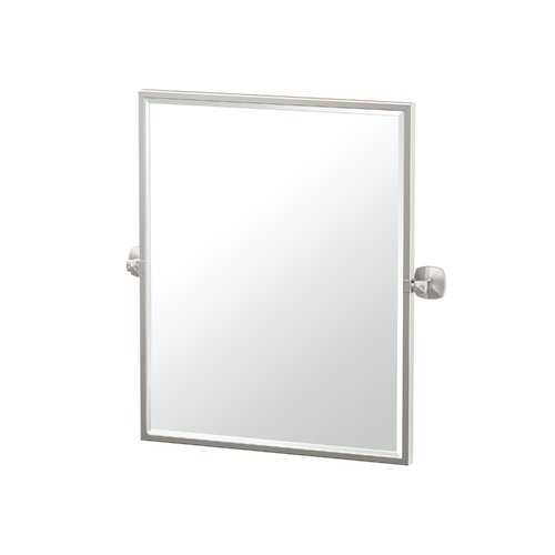 Gatco Jewel Framed Rectangle Mirror by Gatco