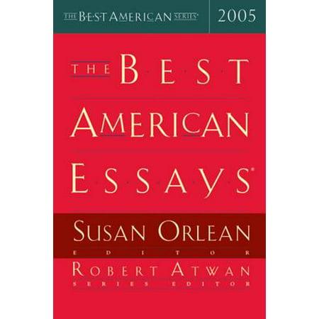The Best American Essays 2005 (The Best American Essays Robert Atwan)