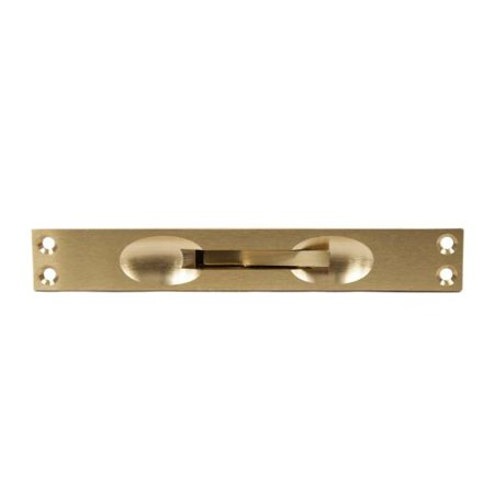 """Ives FB458 Manual Flush Bolt for Metal Fire Door 12"""" Rod and 3/4"""" Throw"""