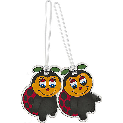 Lewis N. Clark Li'l Lewis�� Animal Luggage Tags - 2 Pack