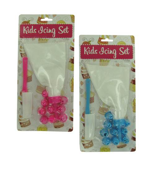 Kids Icing Pack - Set of 18