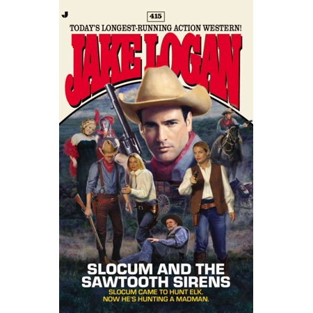 Slocum and the Sawtooth Sirens