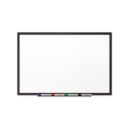 Classic Porcelain Magnetic Whiteboard QRT2547B by