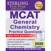 Sterling Test Prep MCAT General Chemistry Practice Questions: High Yield MCAT Questions (Paperback)