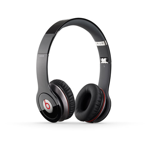 Beats By Dre by Dr. Dre Solo HD On-Ear Headphones with Co...