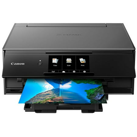 canon pixma ts9120 wireless all in one inkjet printer gray