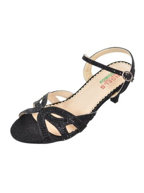 ea0b1e761232 Product Image Girls Sandal Pumps (Sizes 10 - 5)