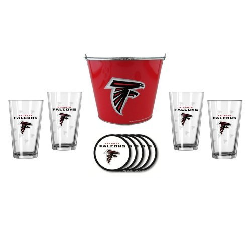 Atlanta Falcons Beer Bucket Gift Set