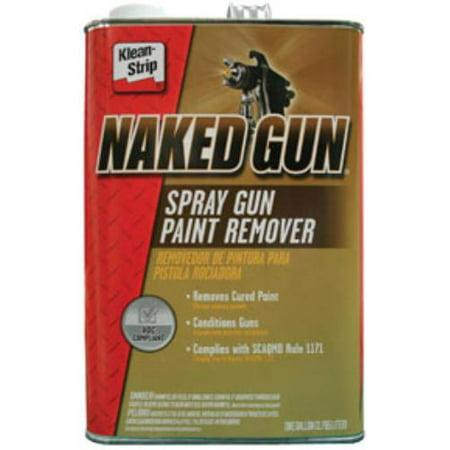 Gun Stripes (Klean Strip KLE-GSG14 Naked Gun Spray Gun Paint Remover,)