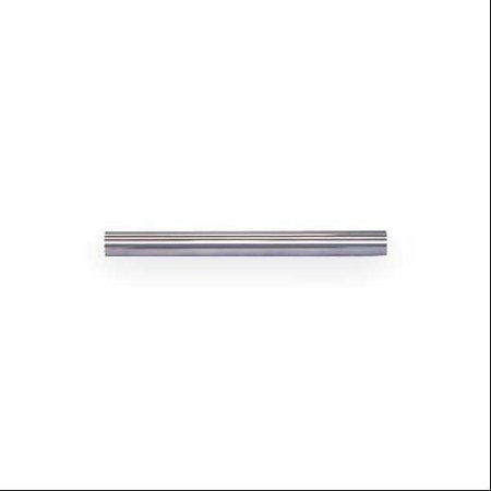 Turnstile 1036 m horizontal rail 6 ft mirror chrome for 7 foot mirror