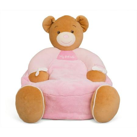 Kaloo Plush (Kaloo Plume Pink Maxi Sofa Bear )