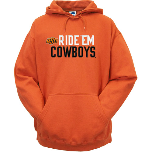NCAA Men's Oklahoma St Hooded Sweatshirt