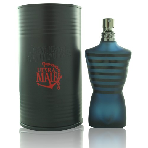 ULTRA MALE INTENSE MEN 2.5 OZ EAU DE TOILETTE BOX by JEAN PAUL GAULTIER