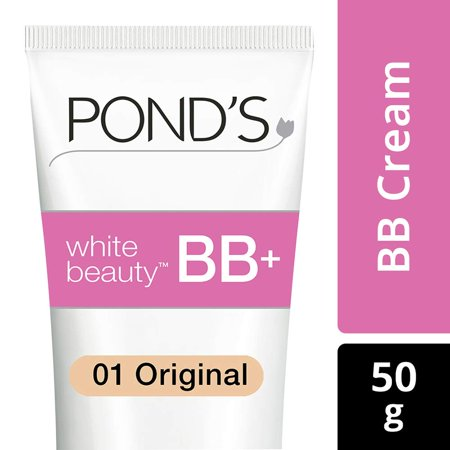 Pond's White Beauty BB+ Fairness Cream 01 Original, 50 (Ponds White Beauty Blemish Balm Fairness Cream)