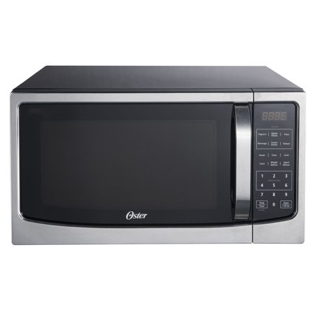Oster Design For Life 1 6 Cu Ft Digital Microwave Oven