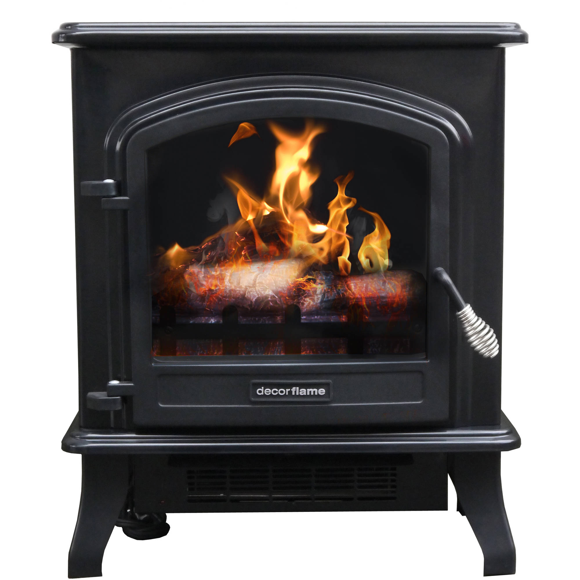 Decor Flame Infrared Stove Heater, QCIH413-GBKP