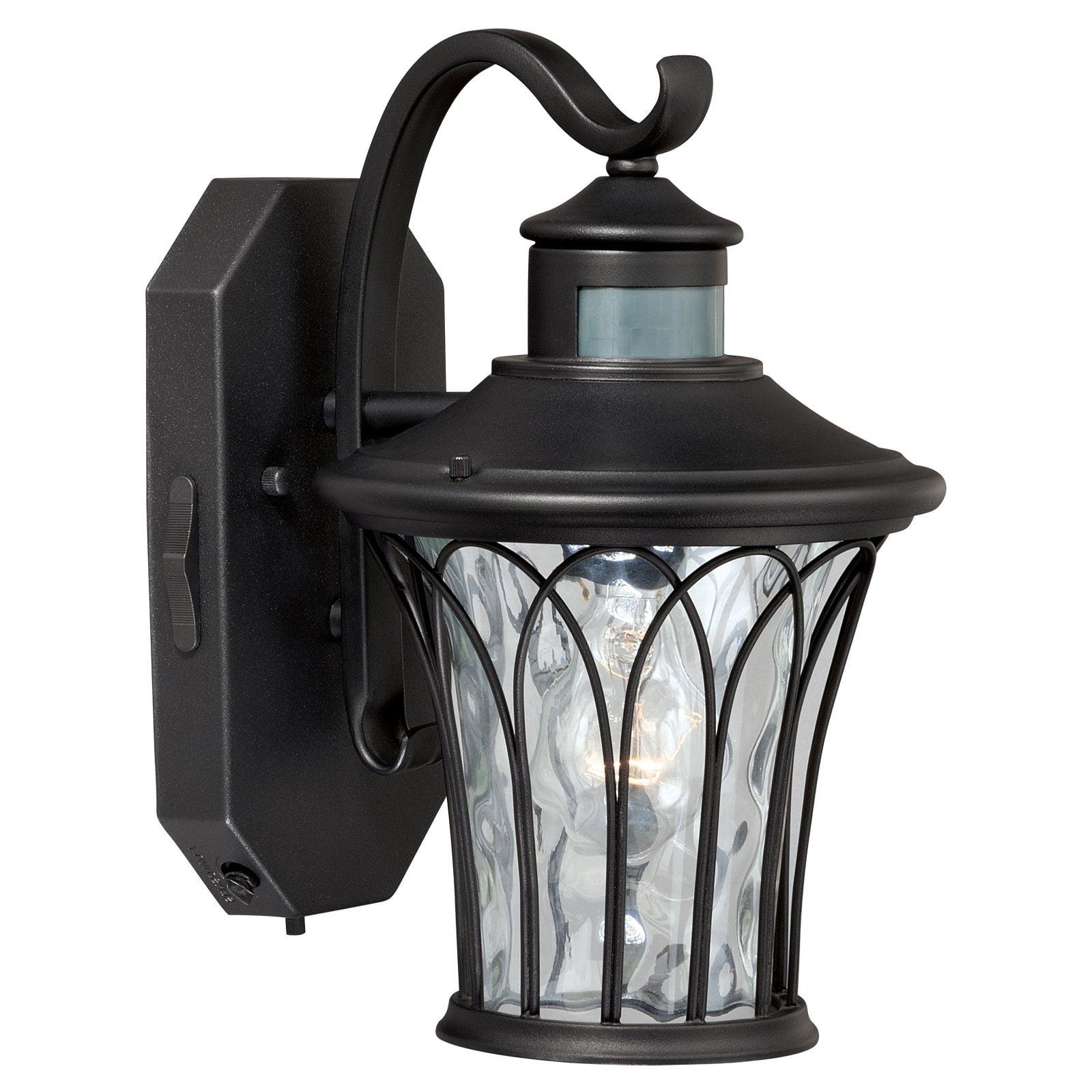 Vaxcel Abigail T0123 Outdoor Motion Sensor Light Walmartcom