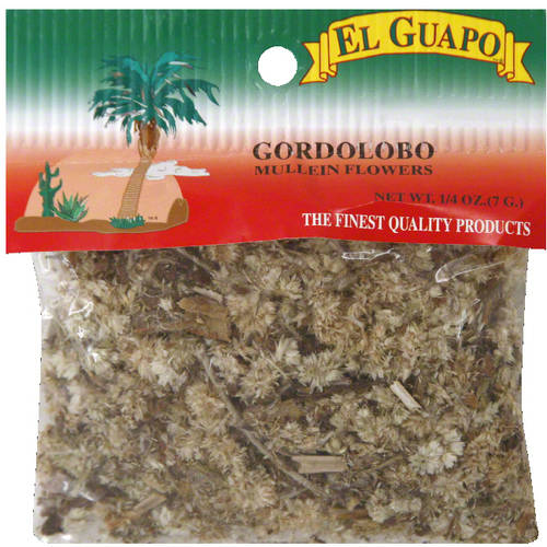 El Guapo Mullein Flowers, .25 oz, (Pack of 12)