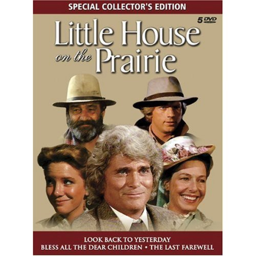 Little House On The Prairie: Special Edition Movie Box Set